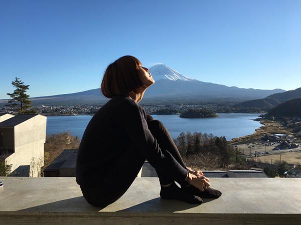 「富士山にキス」フォトコンテスト審査員・まつゆう*さんの作品が話題
