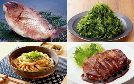 「伊勢まだい」に「あおさ」といった海の幸だけでなく、「伊勢うどん」や四日市名物の「トンテキ」など、個性豊かな食文化も三重の魅力