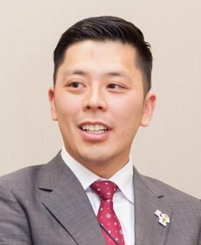 黒川敬右氏