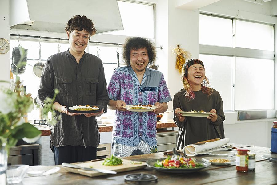 「食べてくれる人がいると、作るのも楽しいんだよね」 byユザーン