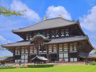 【奈良】世界遺産が点在する麗しの古都